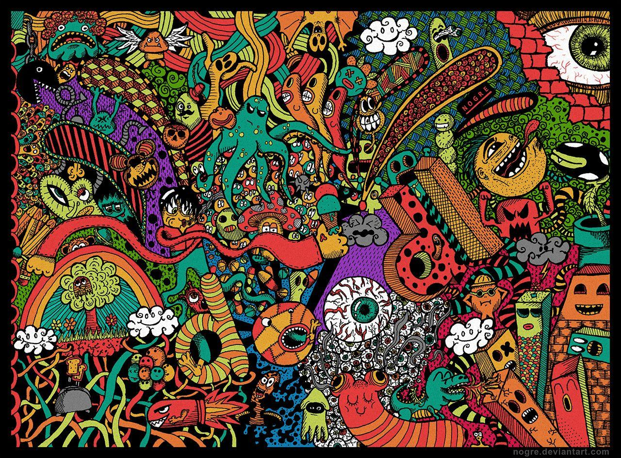 Doodle Wallpapers