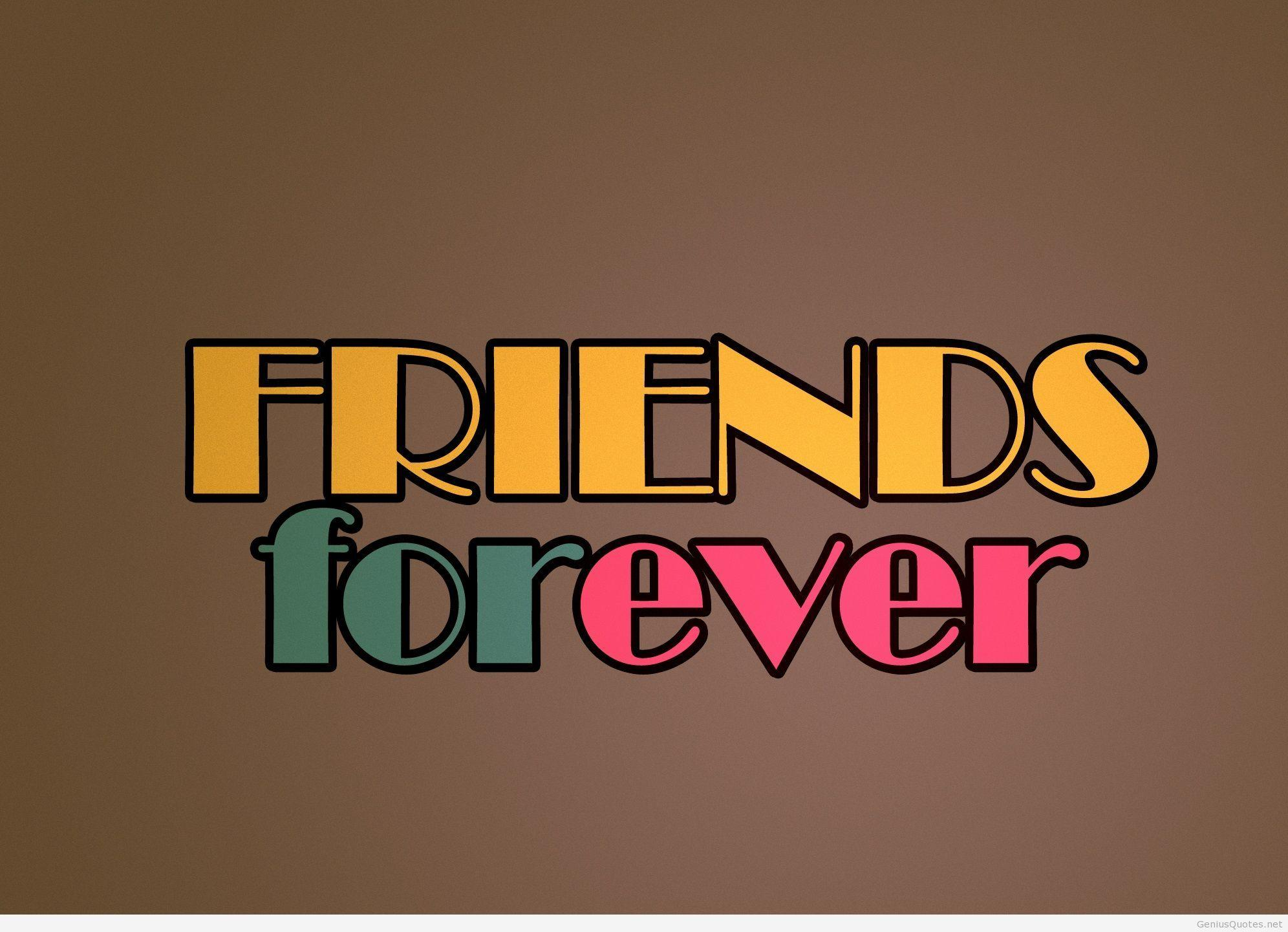 Friends Forever Wallpaper Group With 35 Items