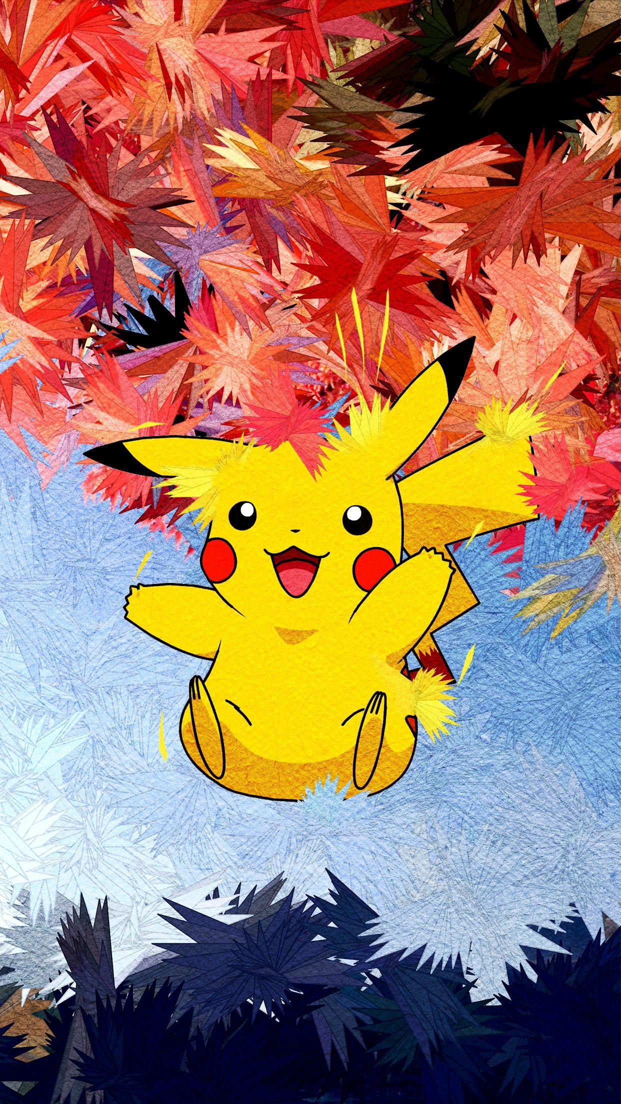 Pikachu Wallpapers For Iphone Wallpaper Cave