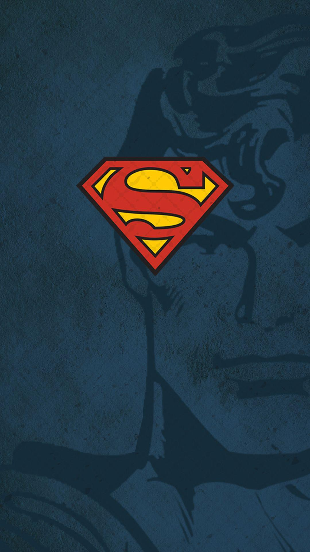 Superman Iphone Wallpapers Wallpaper Cave