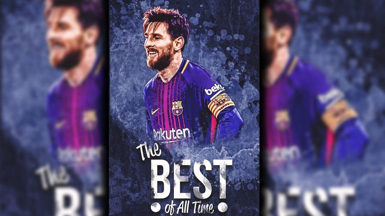 Lionel Messi Wallpaper Tutorial | Sports Wallpaper Tutorial HD ...