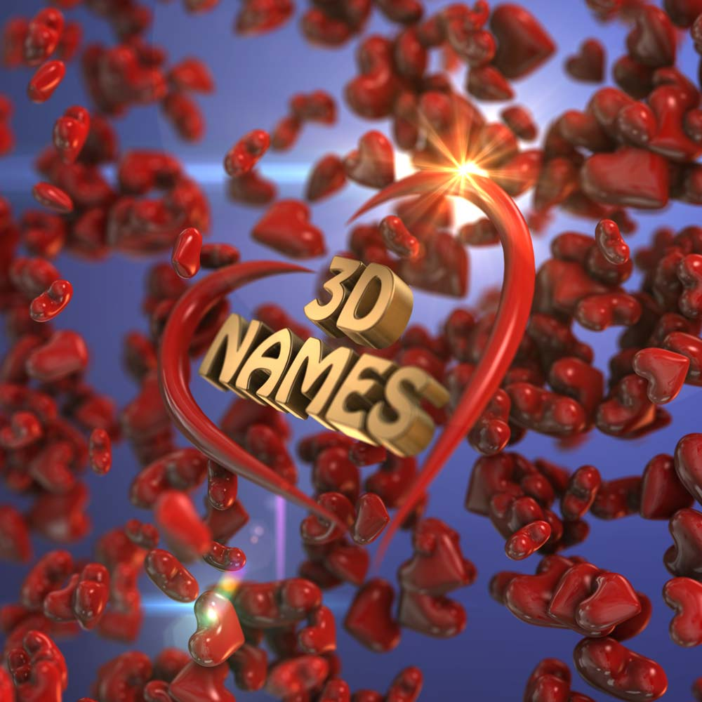 3d Name Wallpapers Hd Wallpaper Cave