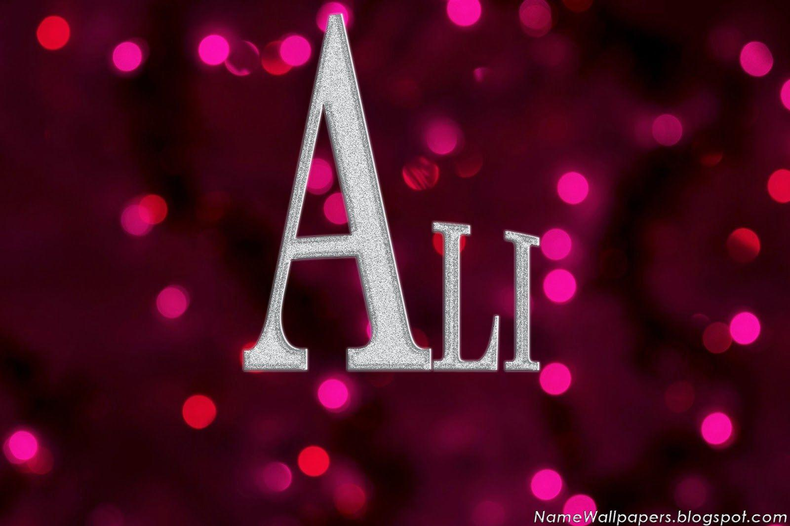 Sher Ali Name Wallpapers Wallpaper Cave