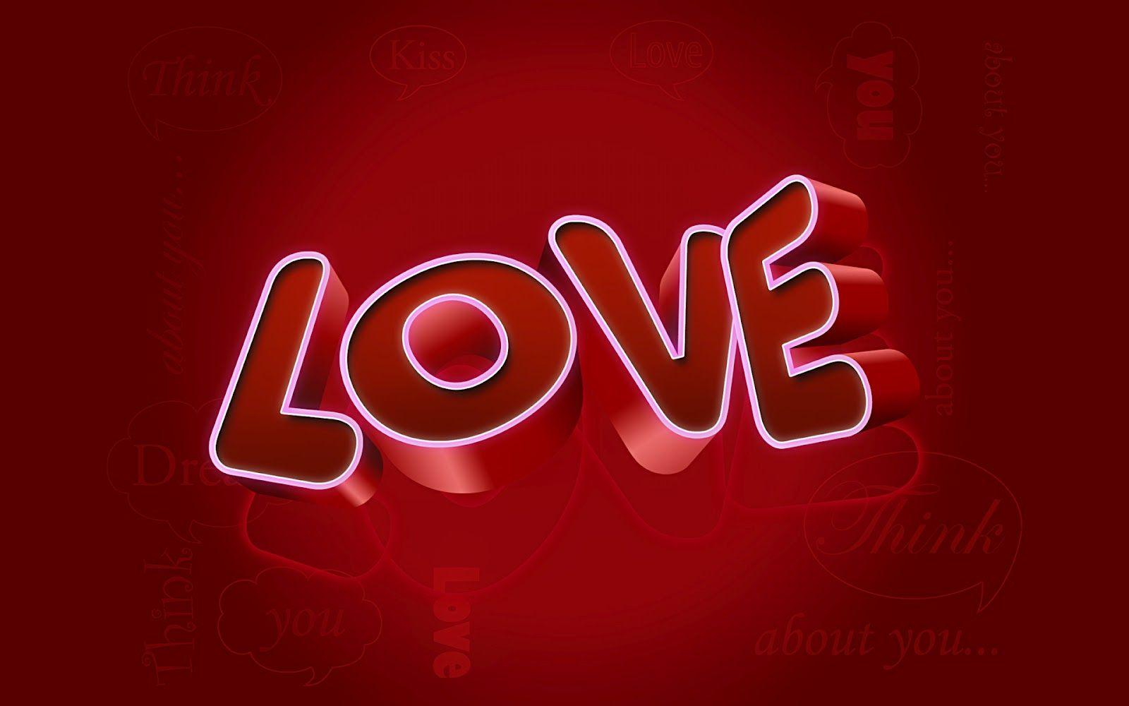 R Love K Name Wallpapers