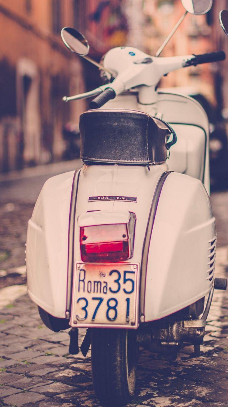 Tumblr Vespa Wallpapers Wallpaper Cave