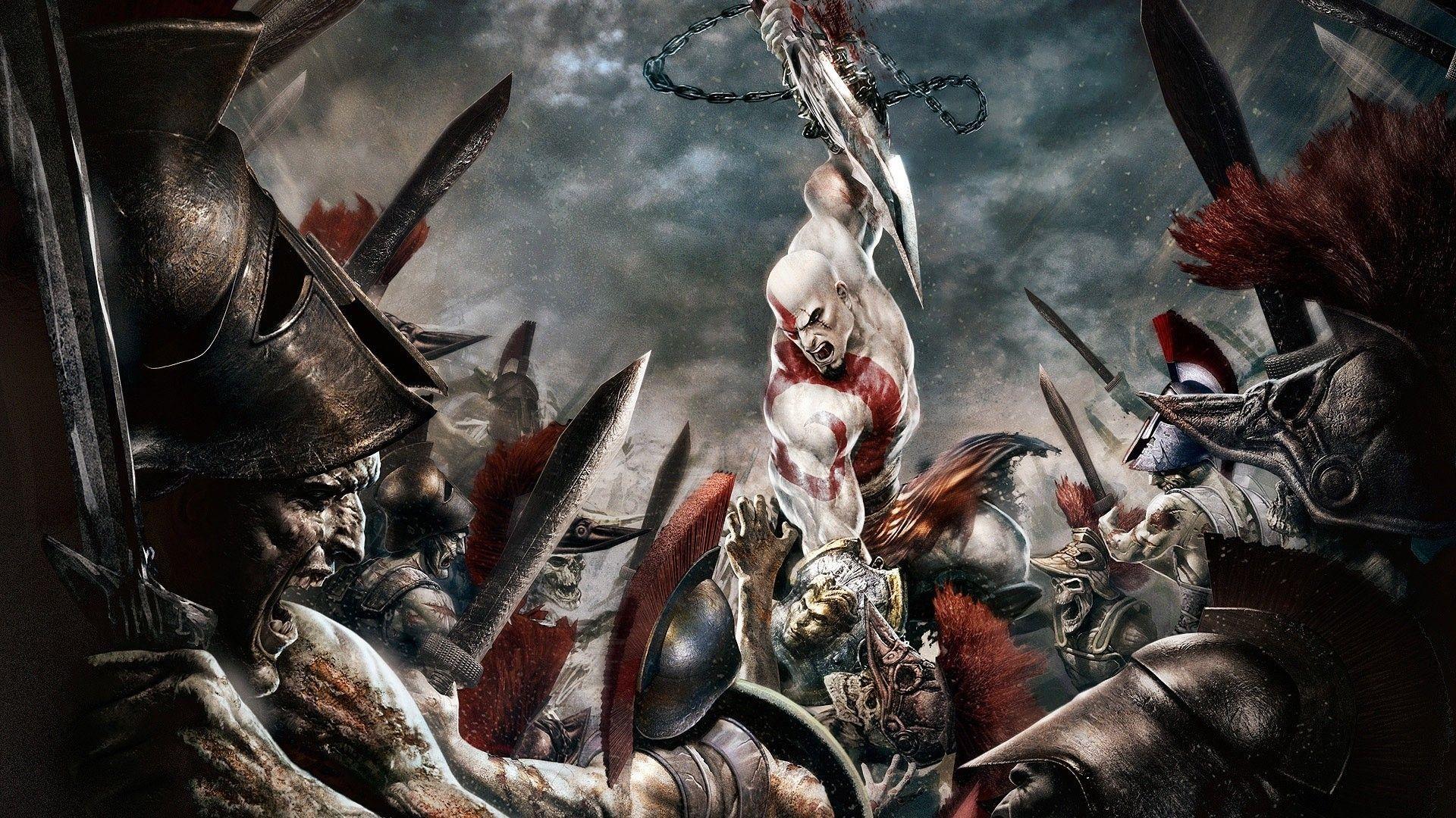 Hd god of war 3 games wallpapers wallpaper cave - God of war wallpaper hd 3d ...