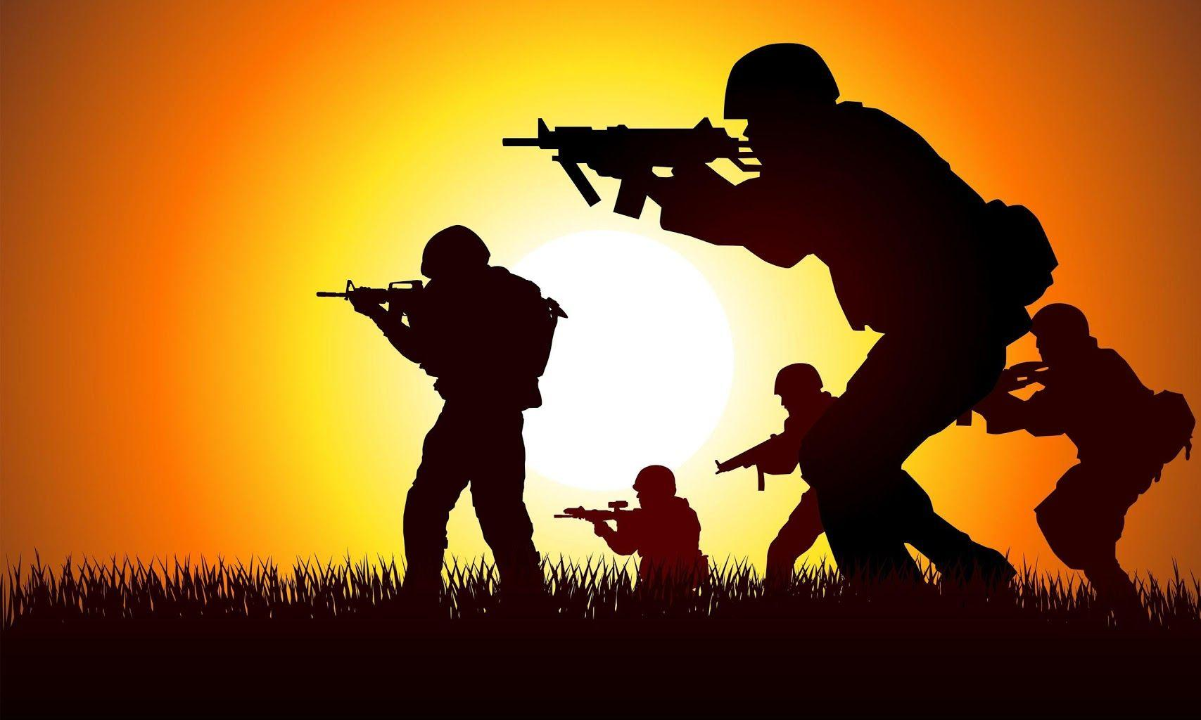 Free Indian Army Wallpapers Wallpaper Cave