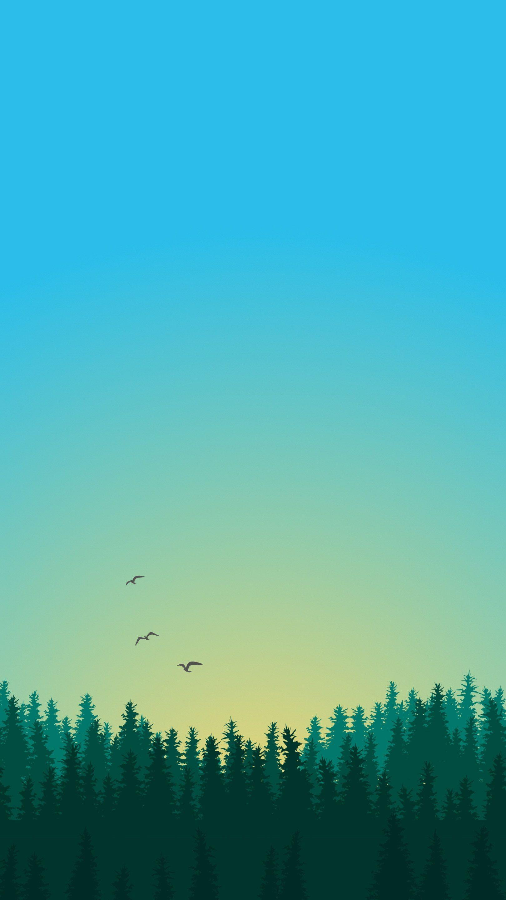 Download 34 Minimalist Wallpapers in QHD Quality