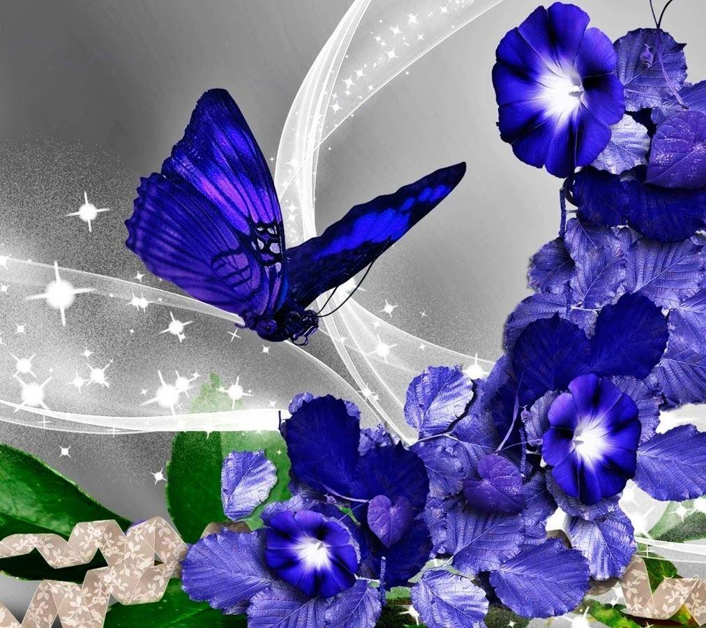 Cute Butterfly Wallpapers For Mobile Phones - Wallpaper Cave