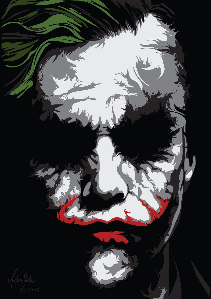 Airbrush Joker Wallpaper: Joker Wallpapers Why So Serious