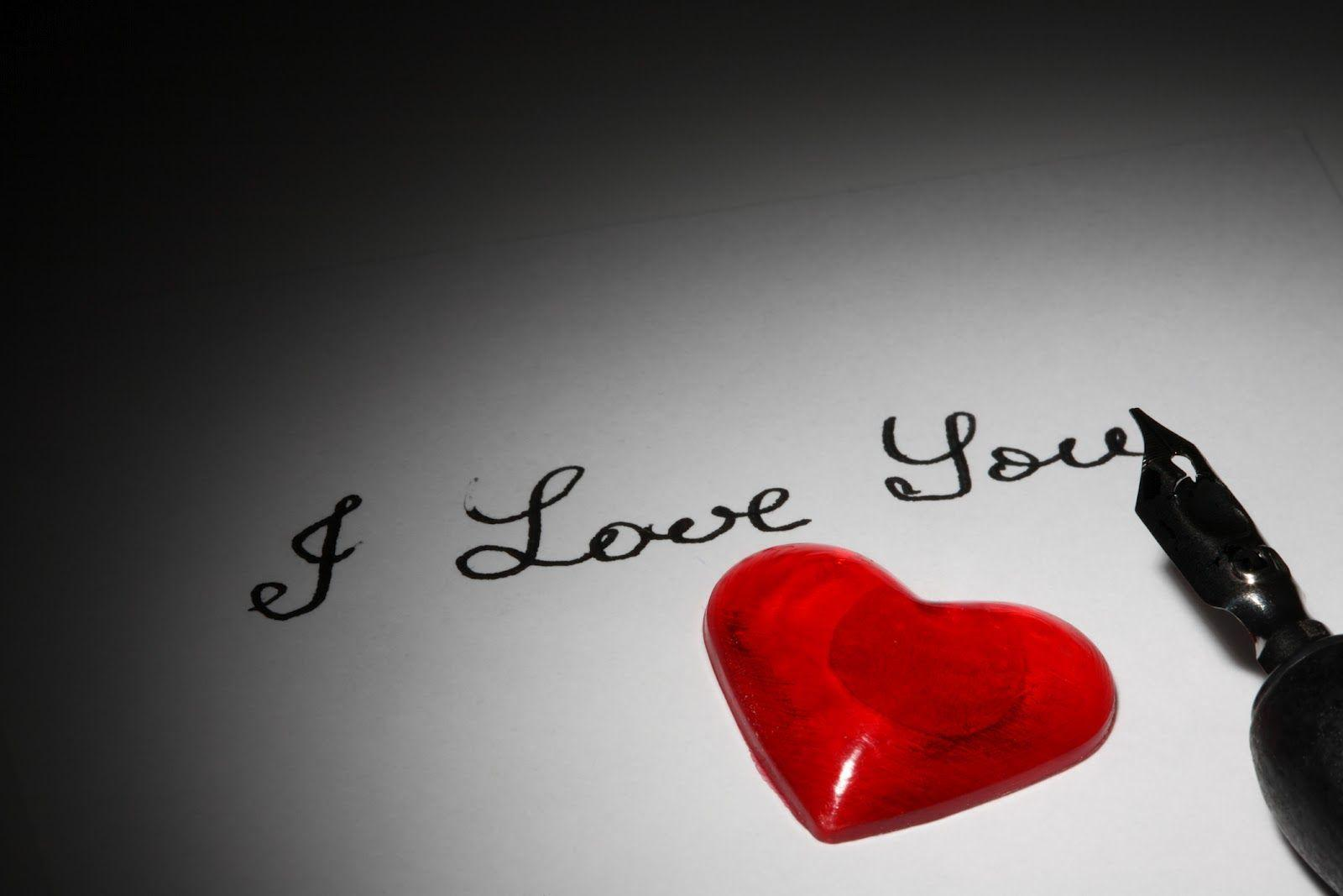 I Love You Wallpapers Hd Wallpaper Cave