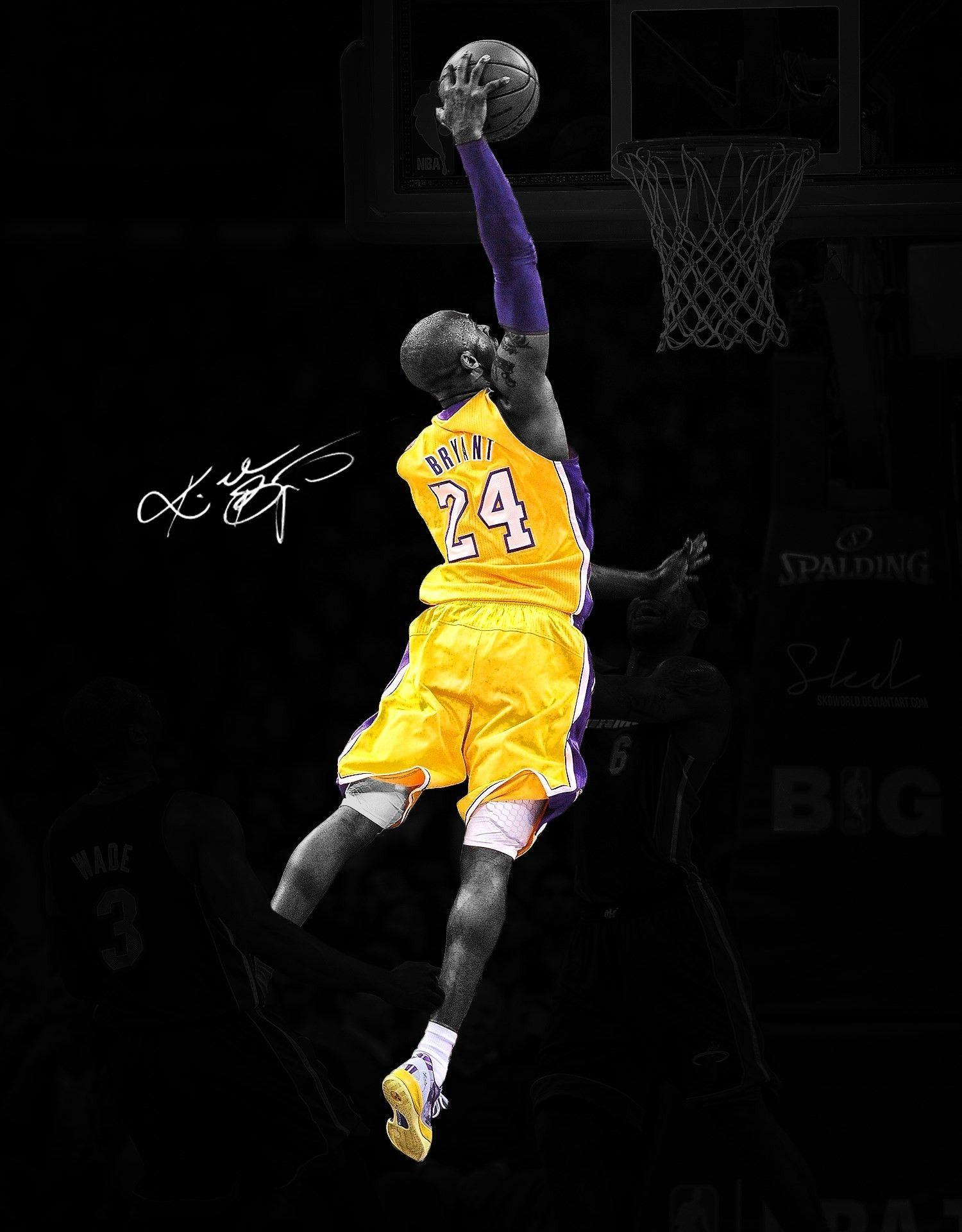 Nike Kobe Logo Wallpapers Hd Wallpaper Cave