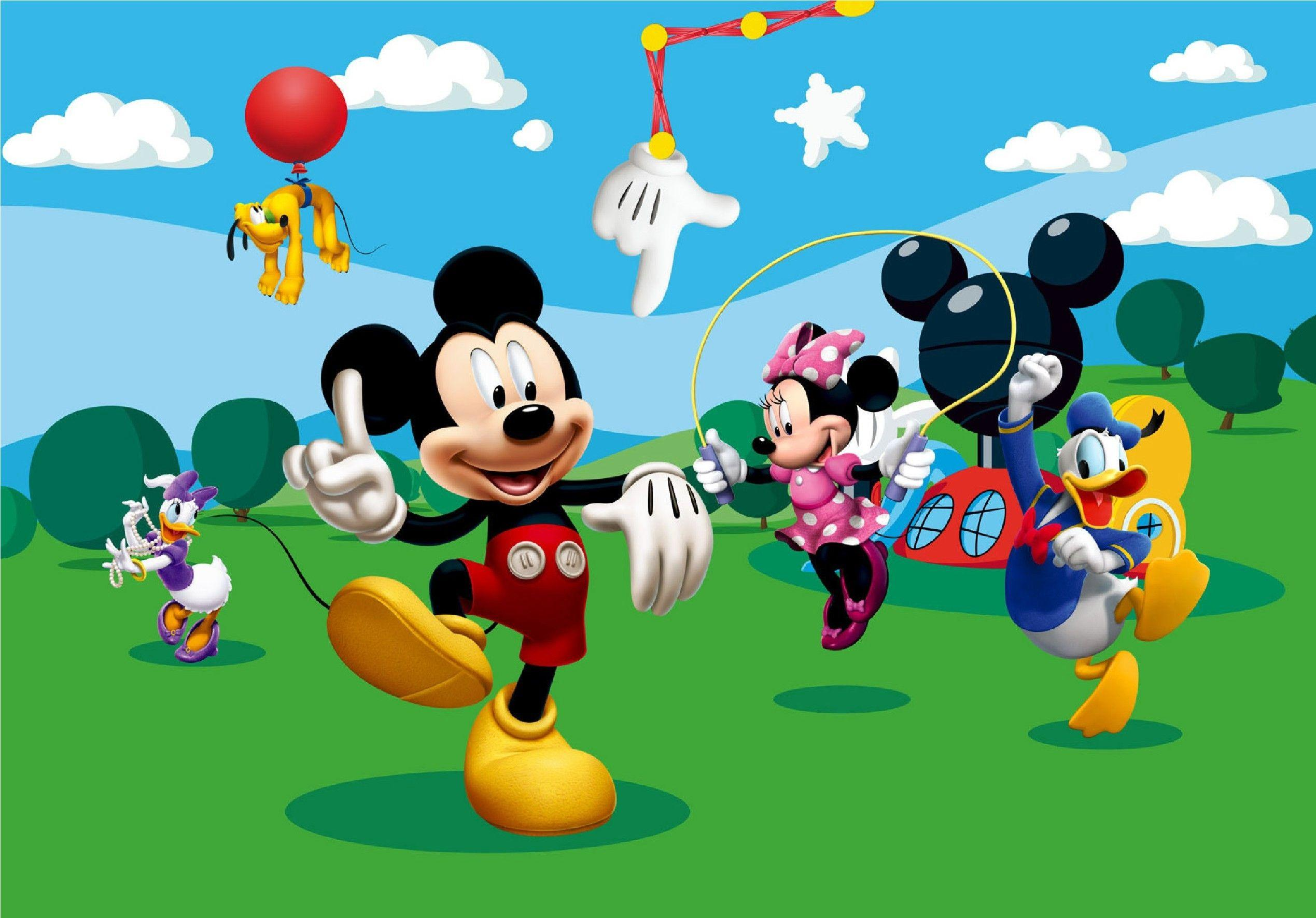 Mickey Mouse Wallpapers Wallpaper Cave