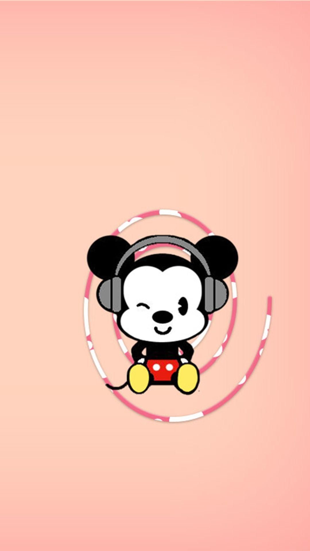 Mickey Mouse Wallpapers Iphone Wallpaper Cave