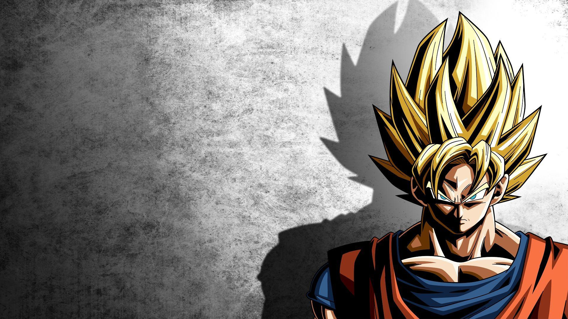 Son Goku Wallpapers Hd Wallpaper Cave
