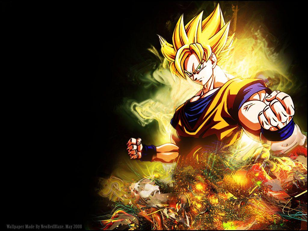 Wallpapers Son Goku Wallpaper Cave