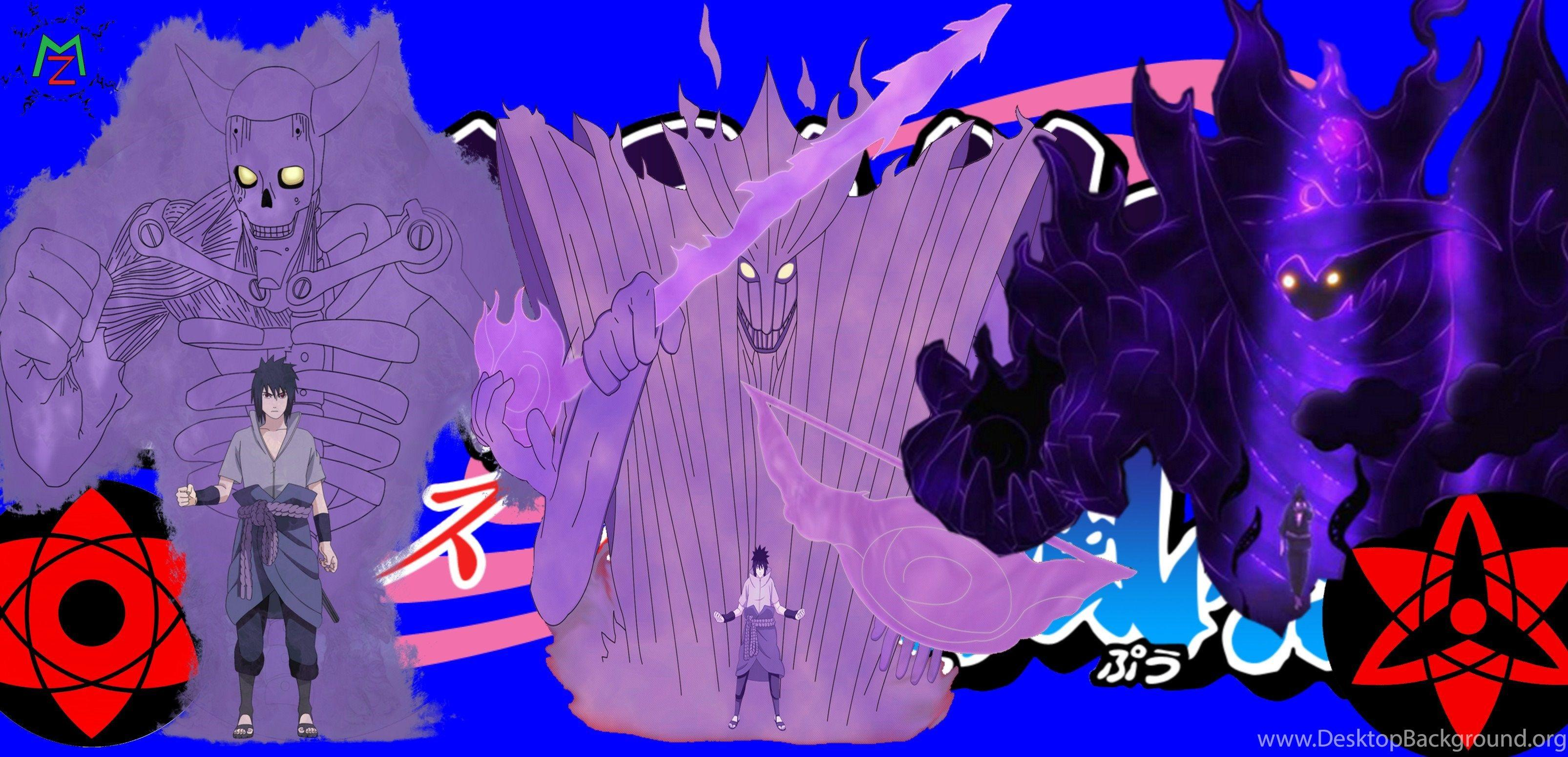 Sasuke Uchiha Susanoo Wallpapers Wallpaper Cave