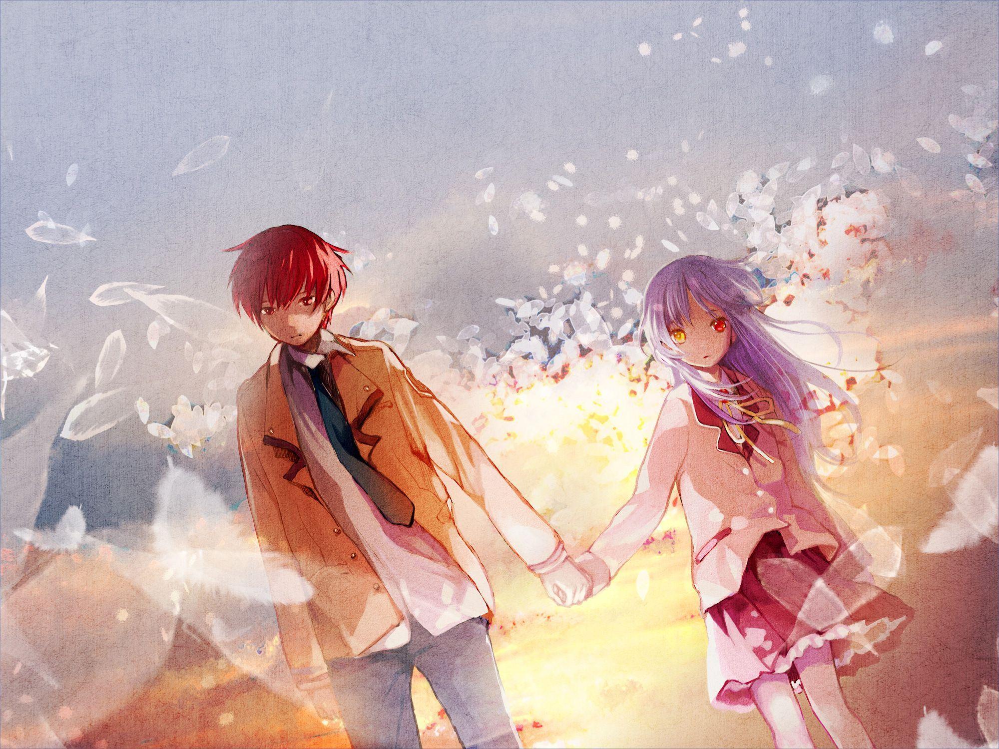Anime Romance Wallpaper X Id Wallpapervortex Com