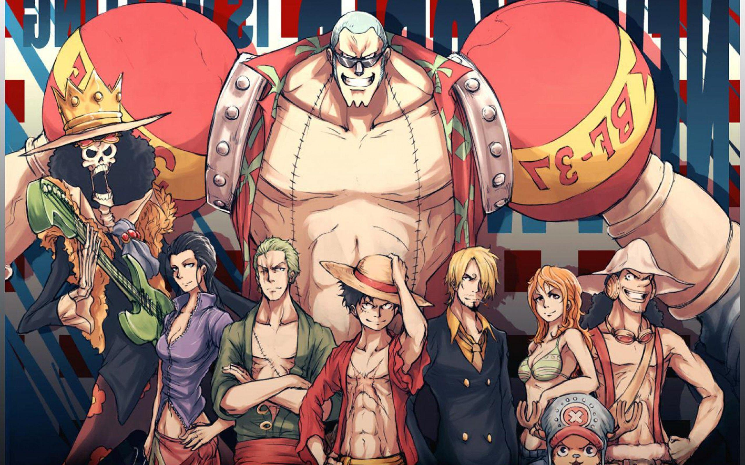One Piece Trio Wallpapers Wallpaper Cave