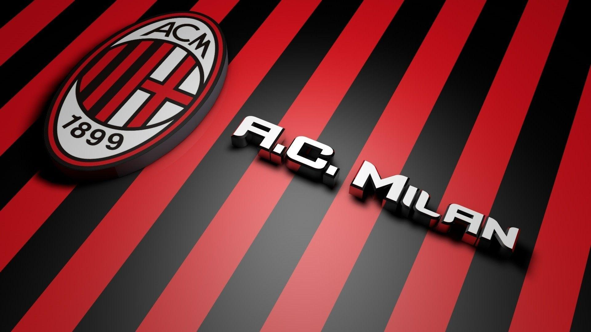 AC Milan Full HD Wallpapers - Wallpaper Cave