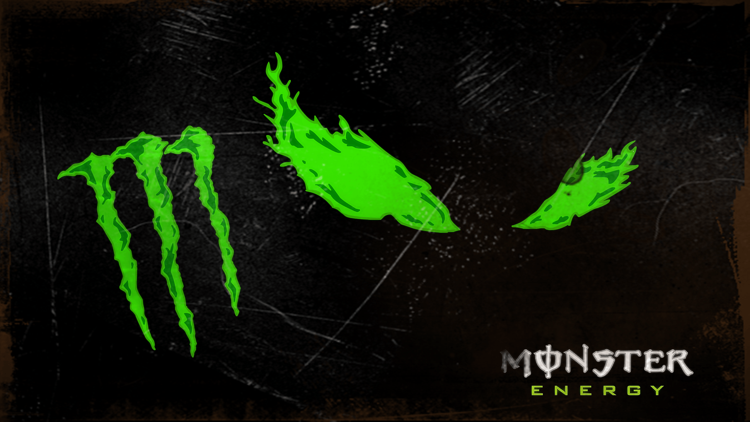 Amazing Monster Energy Eyes High Quality In HD Wallpapers
