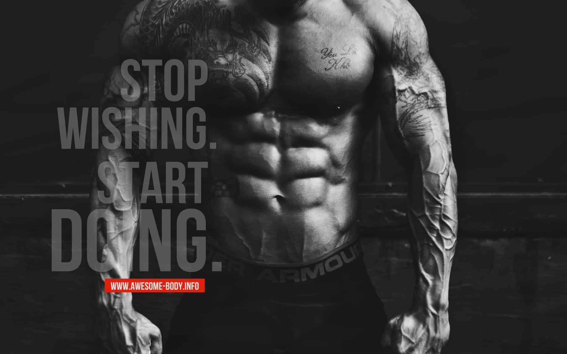 Aesthetic Bodybuilder Hd Wallpapers Wallpaper Cave
