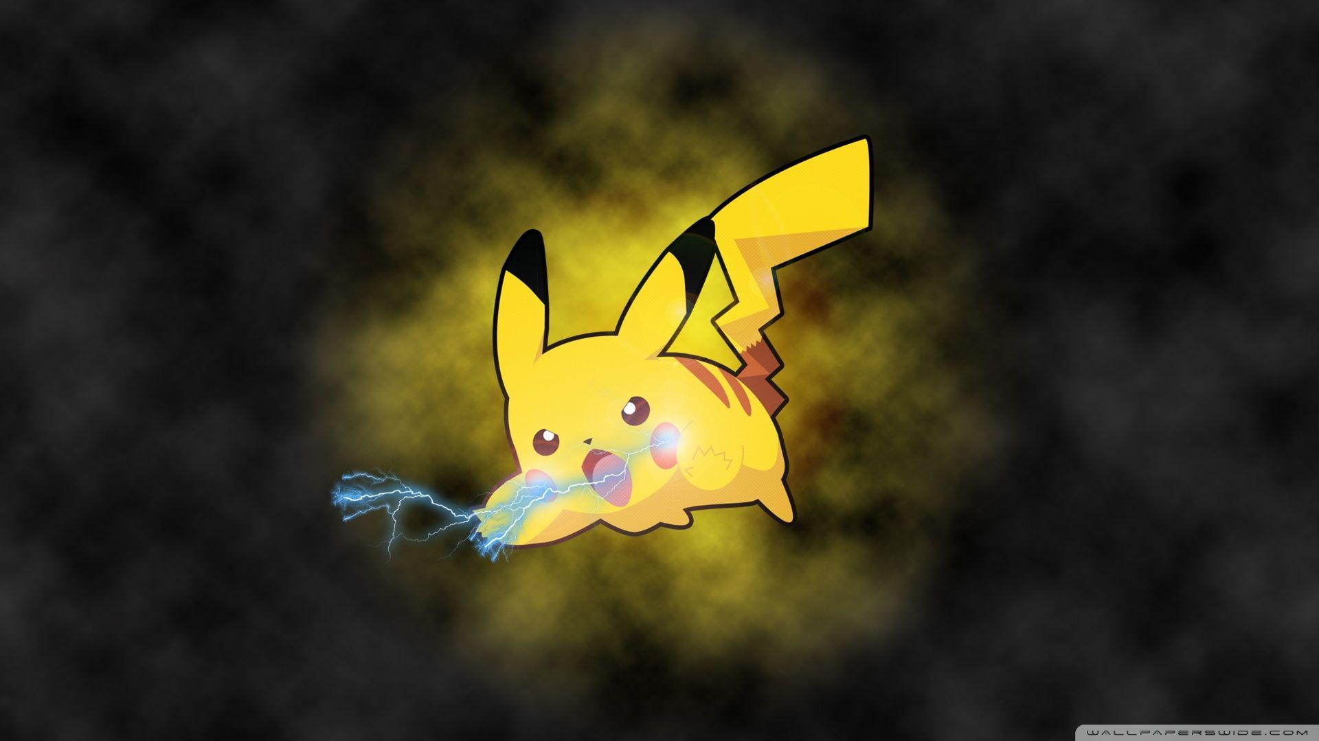 Pikachu HD Wallpapers - Wallpaper Cave