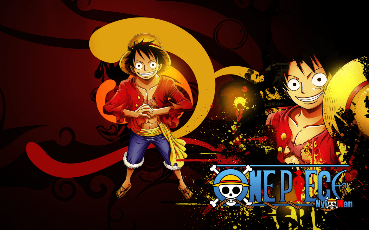 One Piece New World Luffy Wallpapers Wallpaper Cave