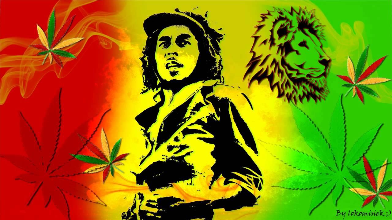 Bob Marley Colors Wallpapers Hd Wallpaper Cave
