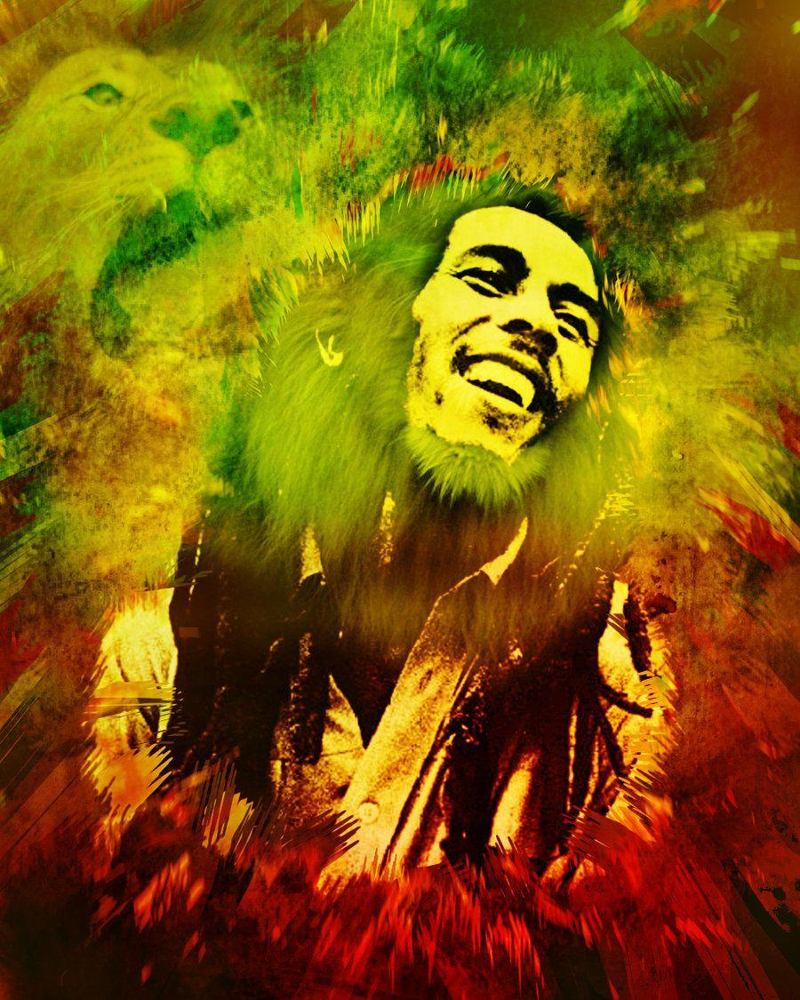Bob Marley Mobile Wallpapers Hd Wallpaper Cave