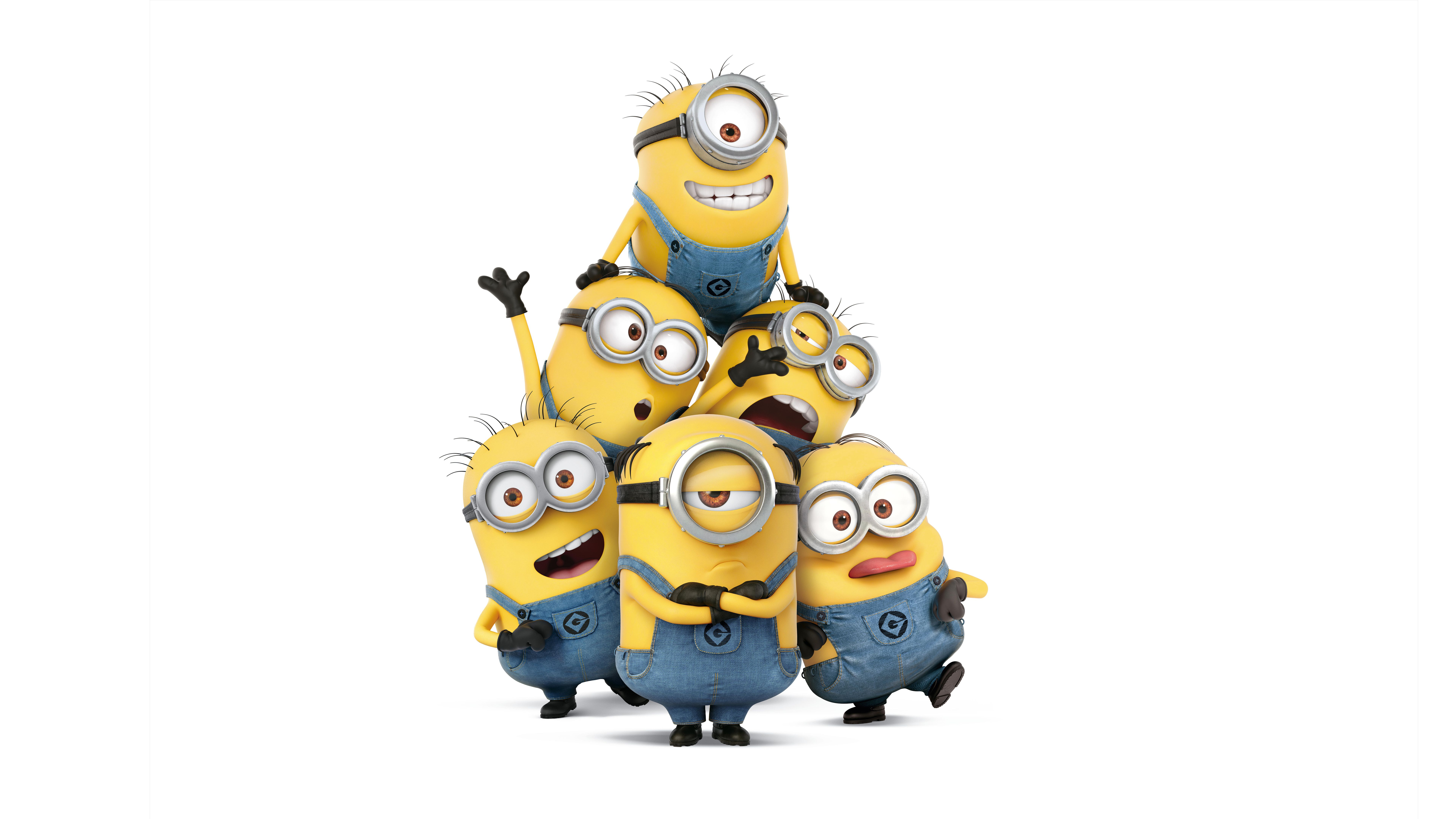 despicable me wallpaper minions 64 images - HD 7680×4320