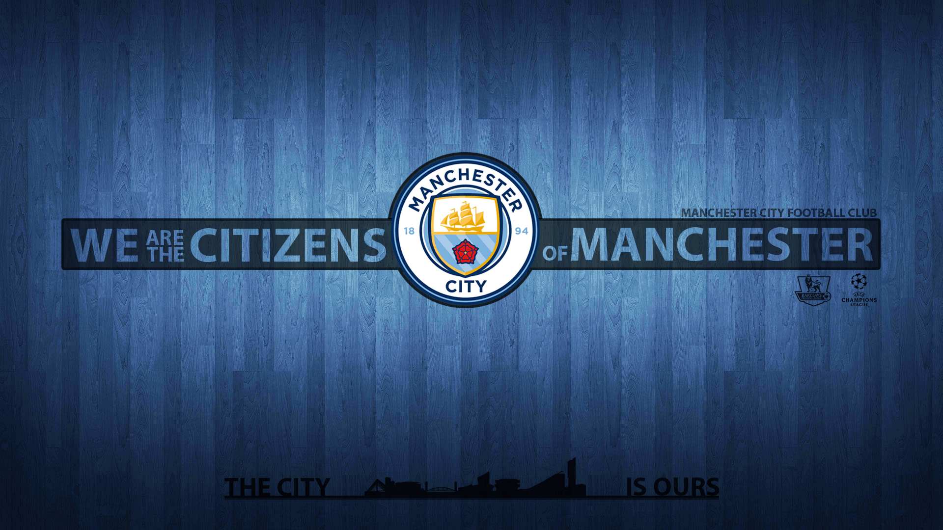 Manchester City Logos Wallpapers Wallpaper Cave
