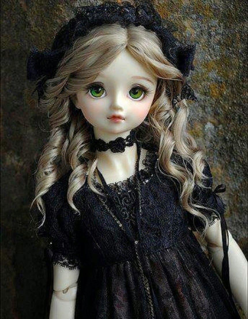 Hd Beautiful Doll Wallpapers Wallpaper Cave