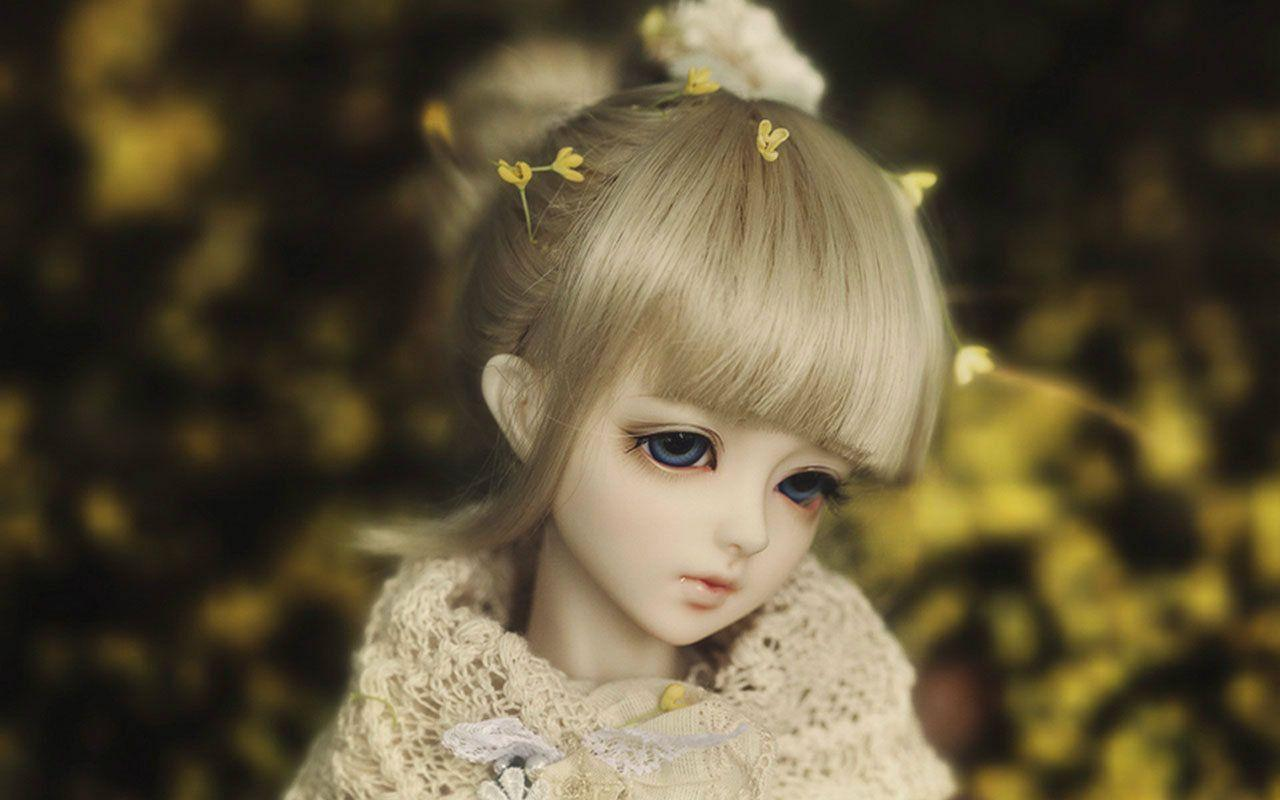 Beautiful And Cute Dolls Wallpapers Wallpaper Cave