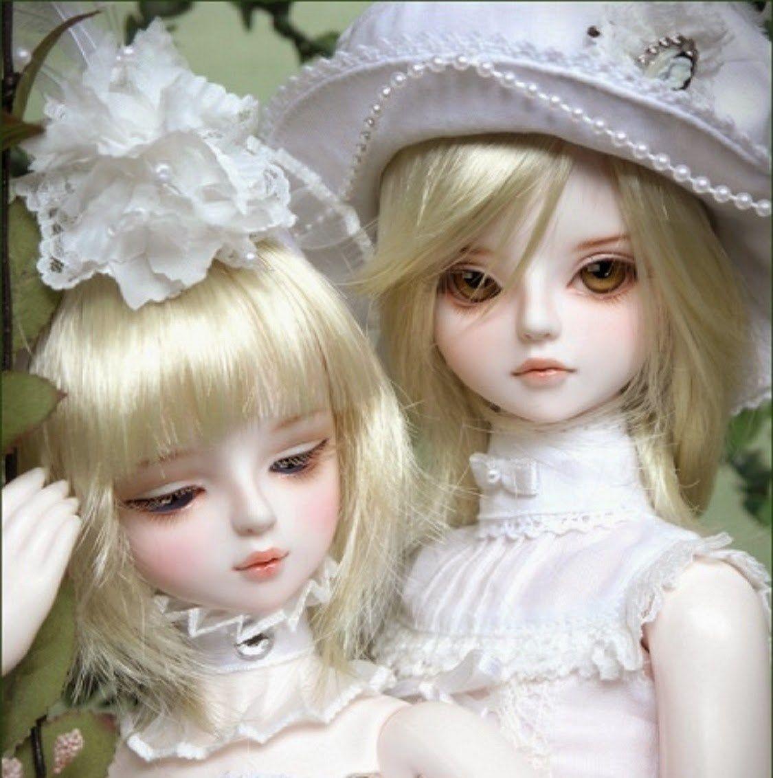 Cute And Beautiful Queen Doll: Beautiful And Cute Dolls Wallpapers