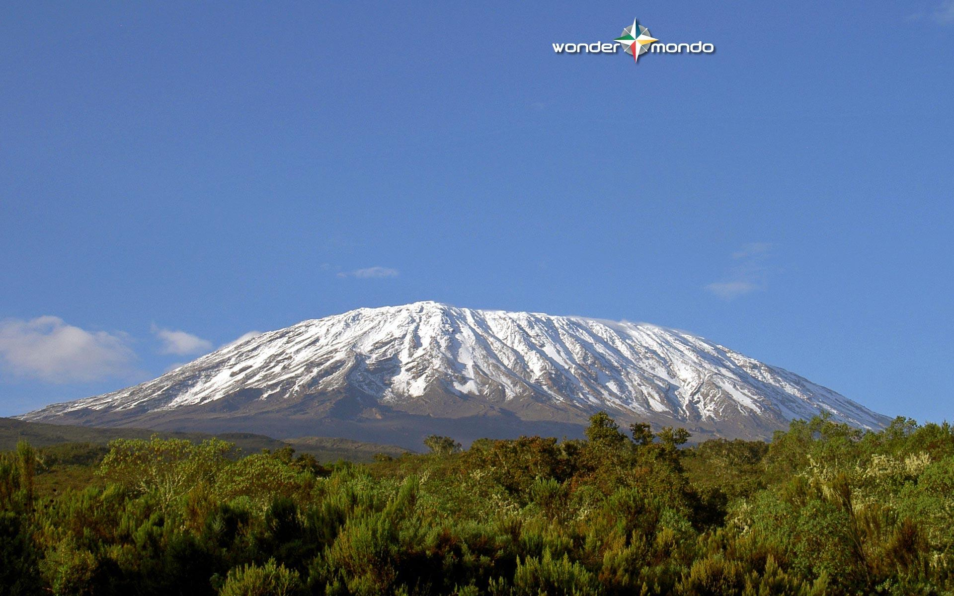 Wallpapers with Mount Kilimanjaro