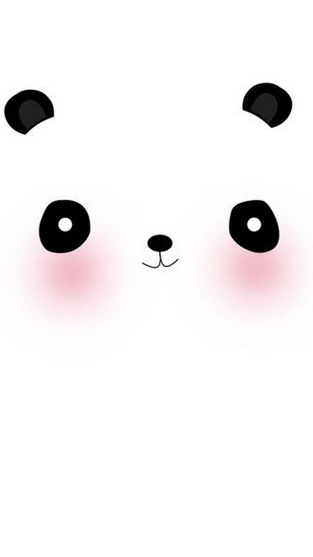 cute panda cartoon wallpapers wallpaper cave
