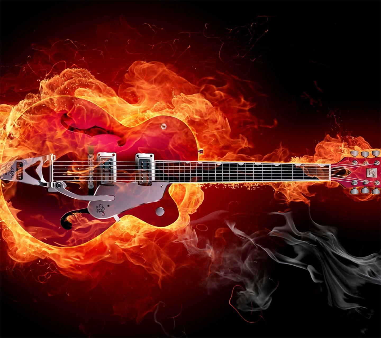 Wallpaper Hd Nature Guitar: Abstract Guitar Wallpapers