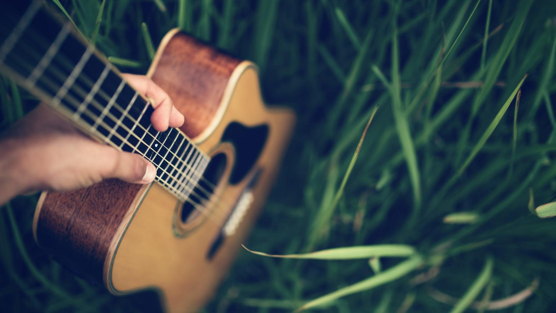 Acoustic Guitar Hd Wallpapers Wallpaper Cave