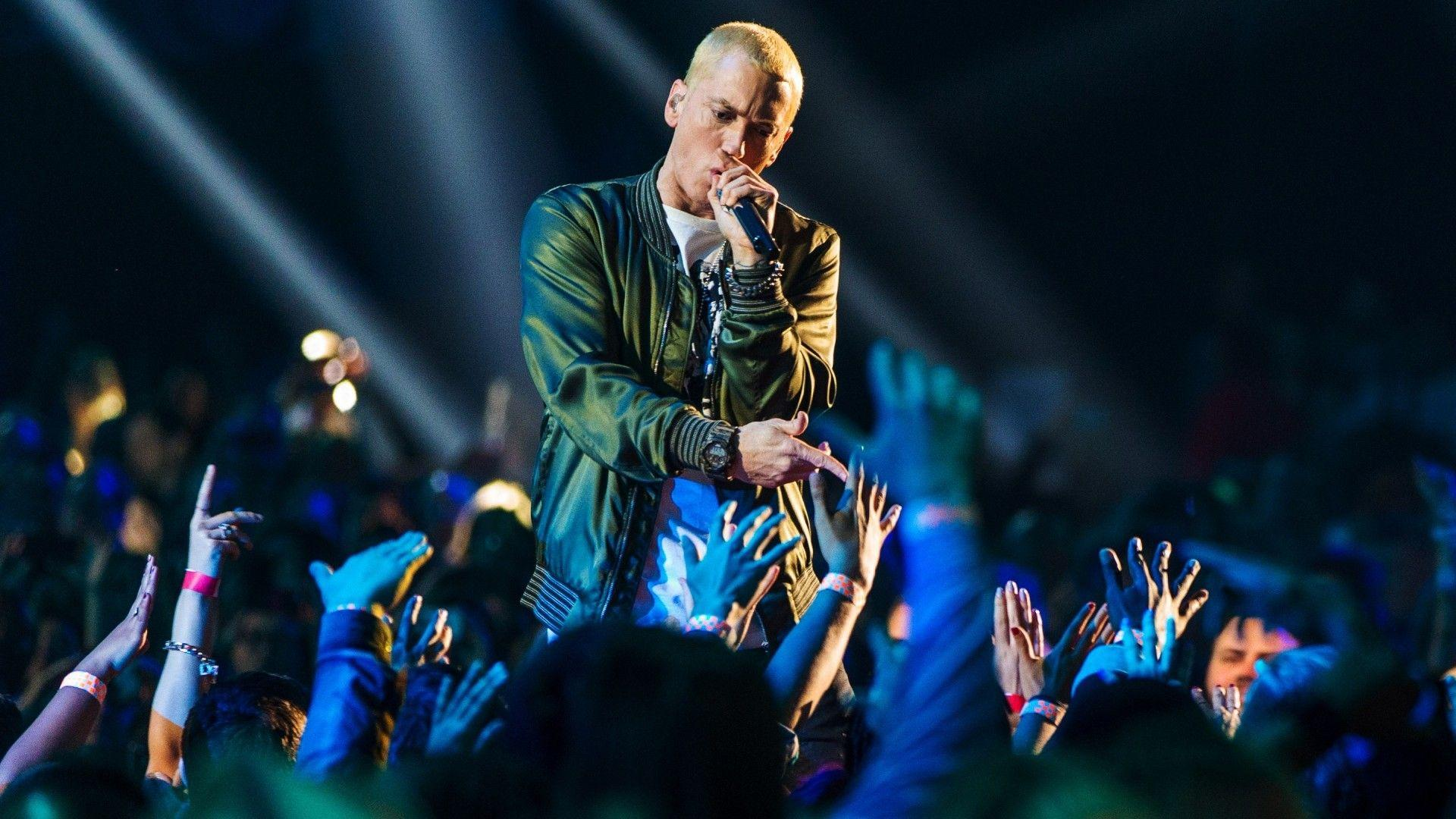 Eminem Full Hd Wallpapers Wallpaper Cave