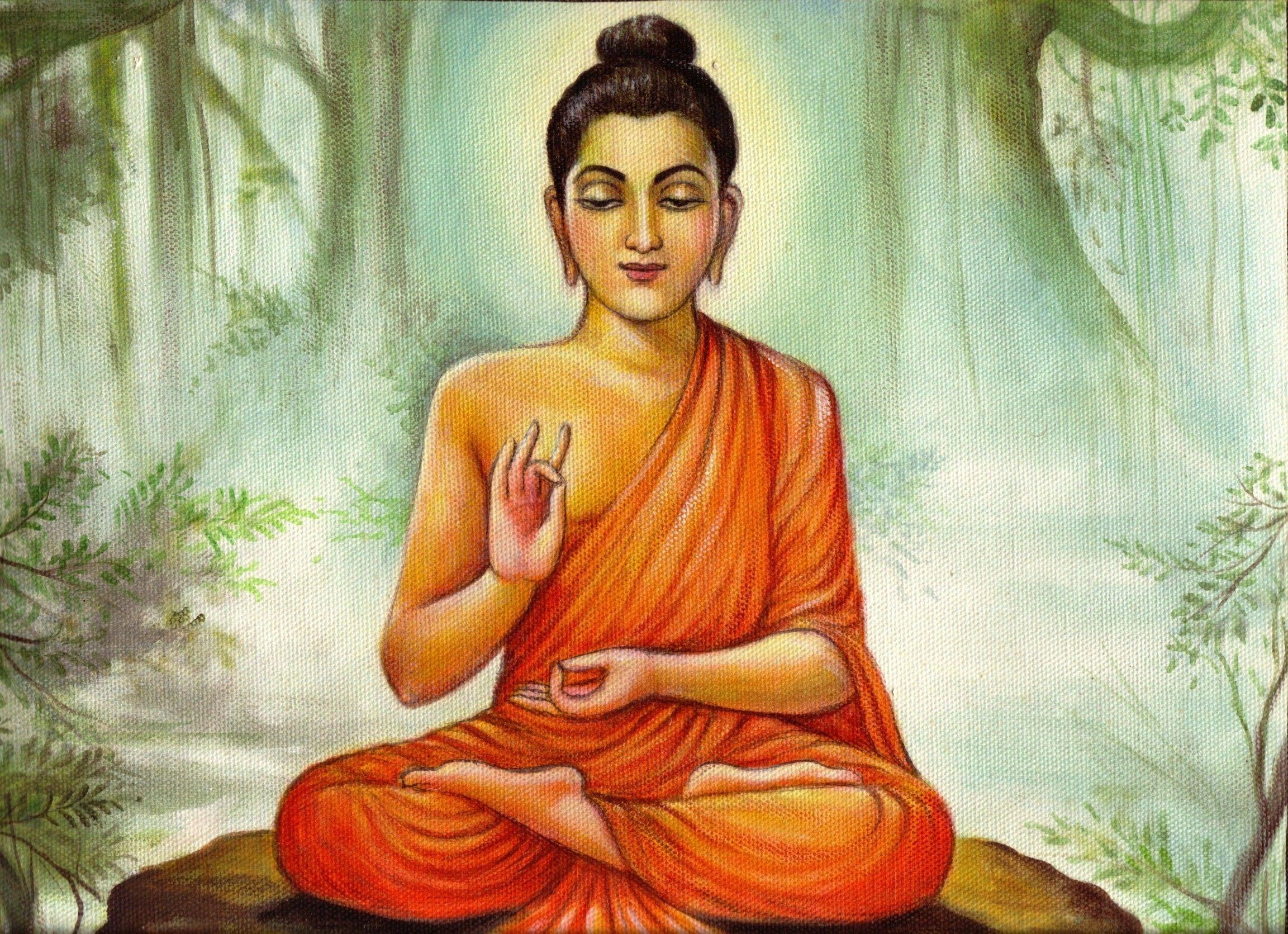 Gautam Buddha HD Wallpapers