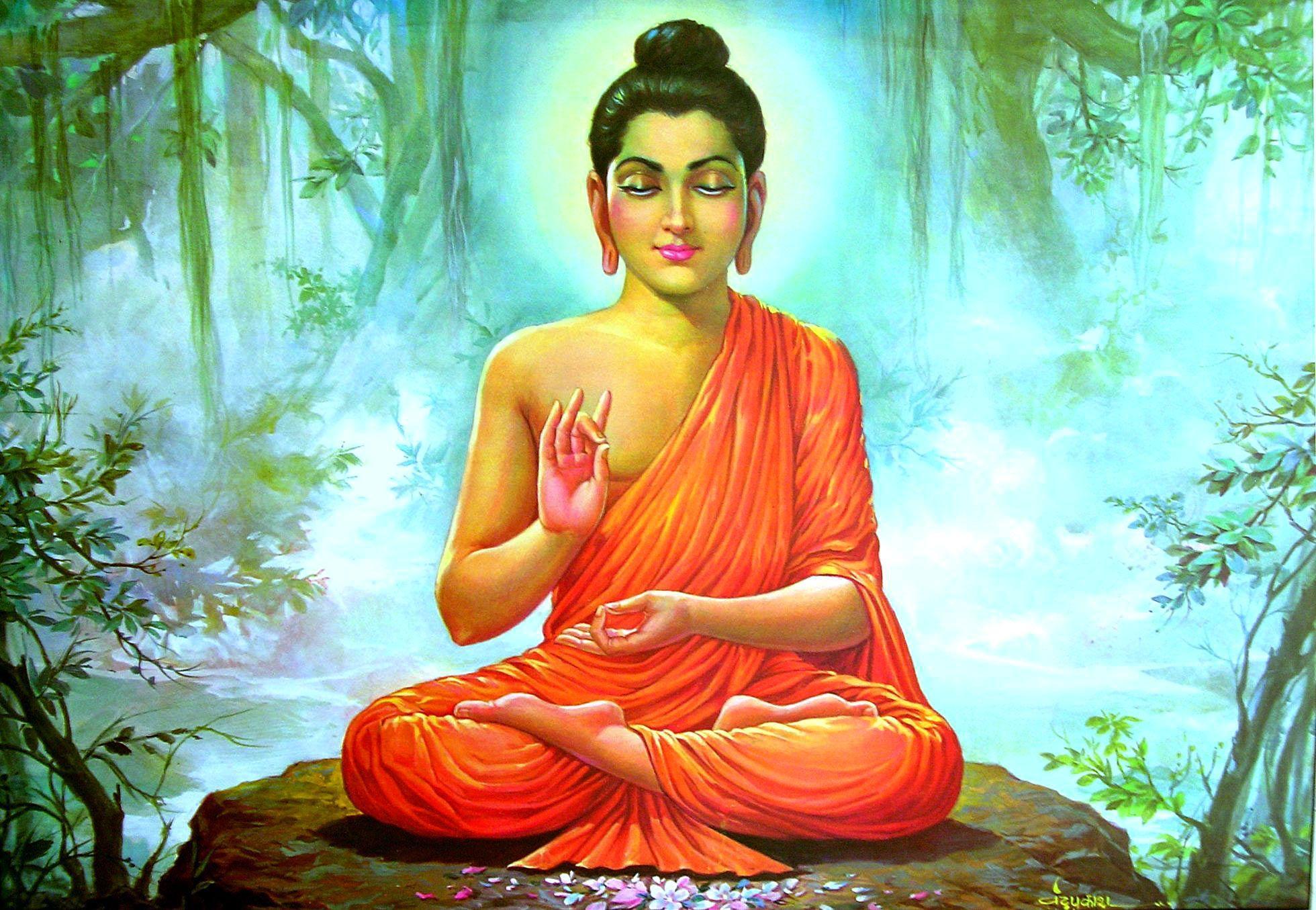 Gautam Buddha Hd Wallpapers Wallpaper Cave