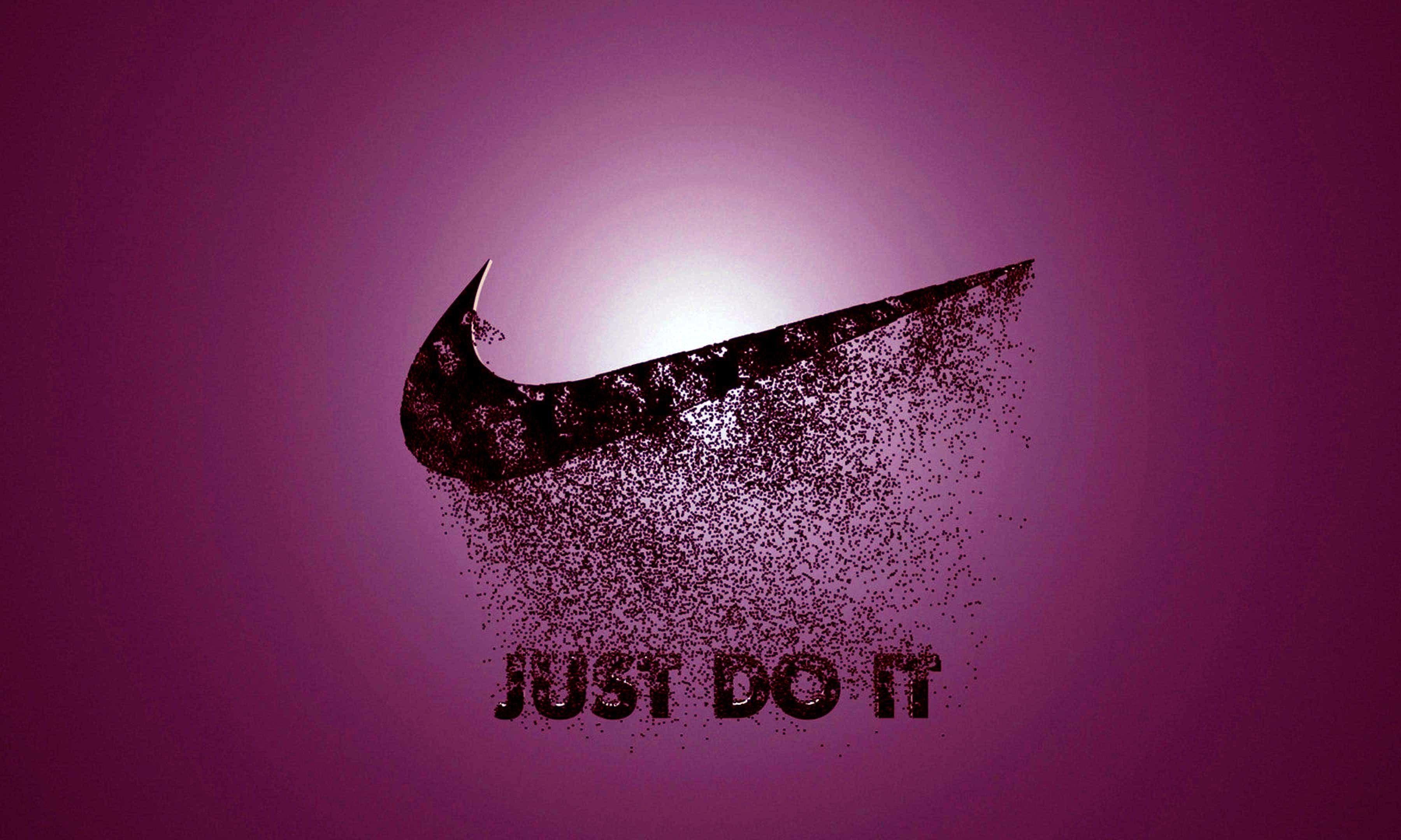 Nike Just Do It Logo Wallpapers Wallpaper Cave