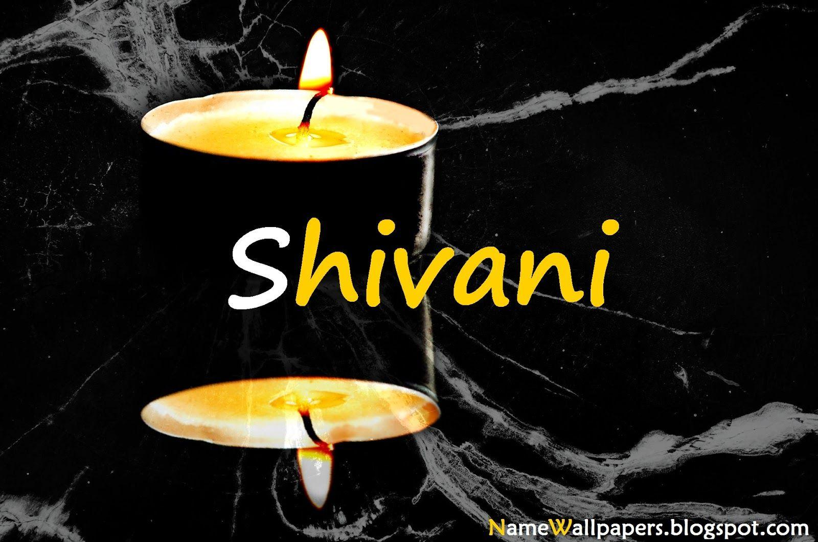 Shivani Name Wallpapers In 3d Wallpaper Cave