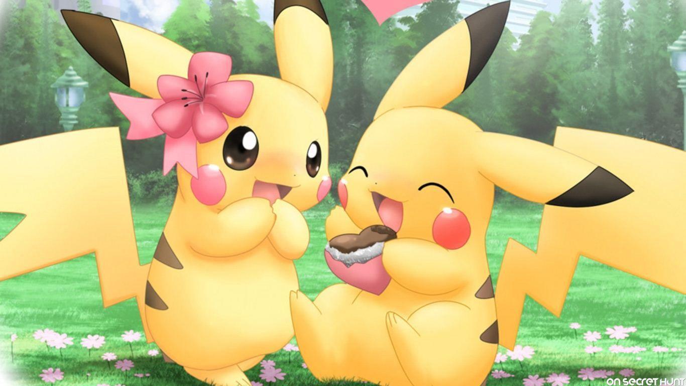 Pikachu Wallpapers Cute Wallpaper Cave