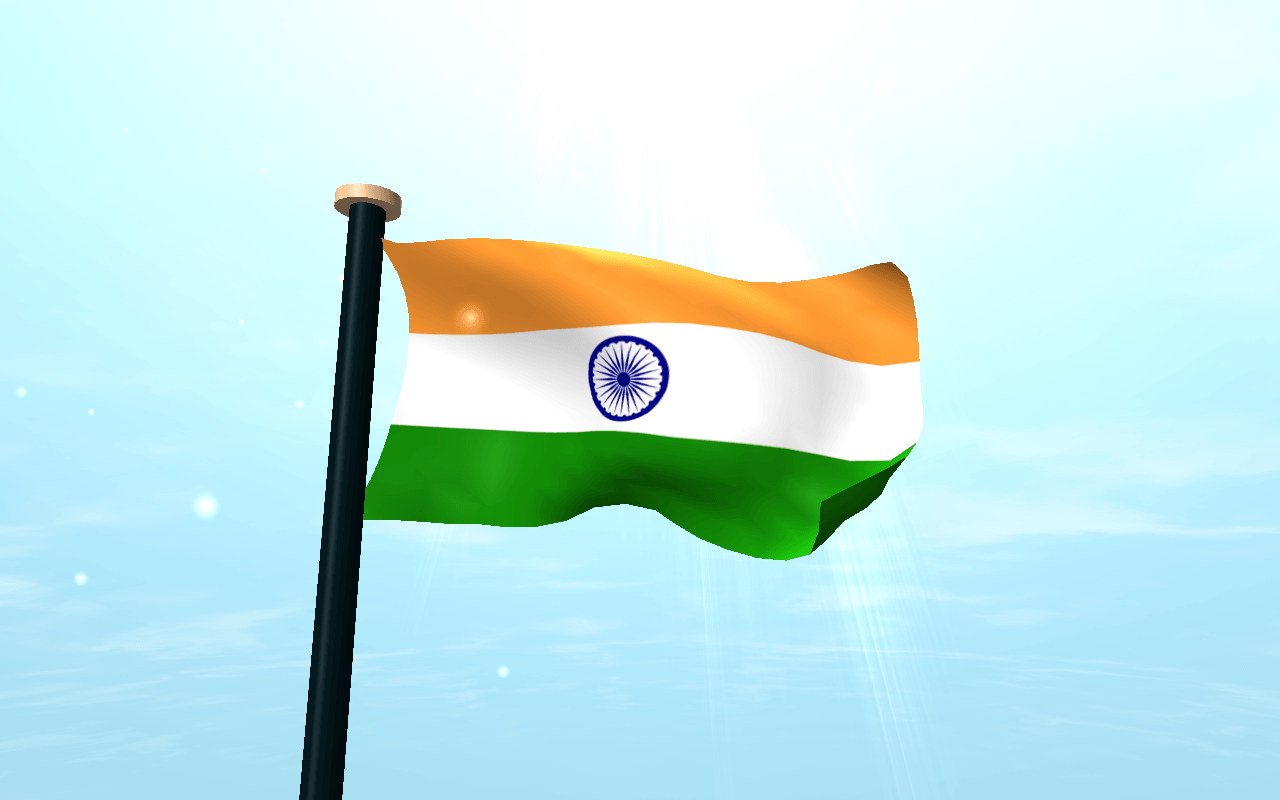 3d Indian Flags Wallpapers Wallpaper Cave