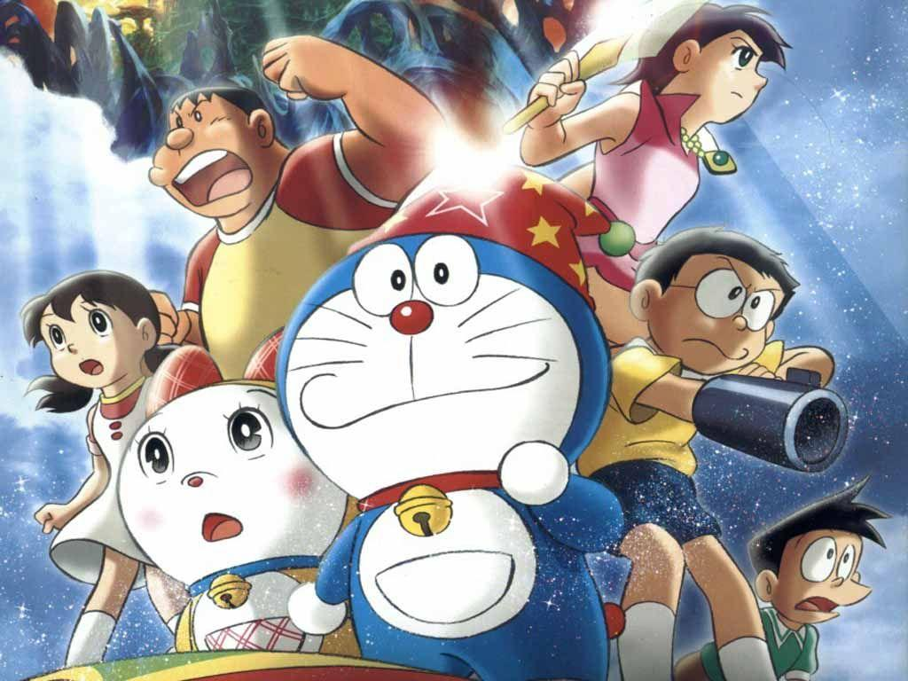Doraemon And Nobita Wallpapers - Wallpaper Cave