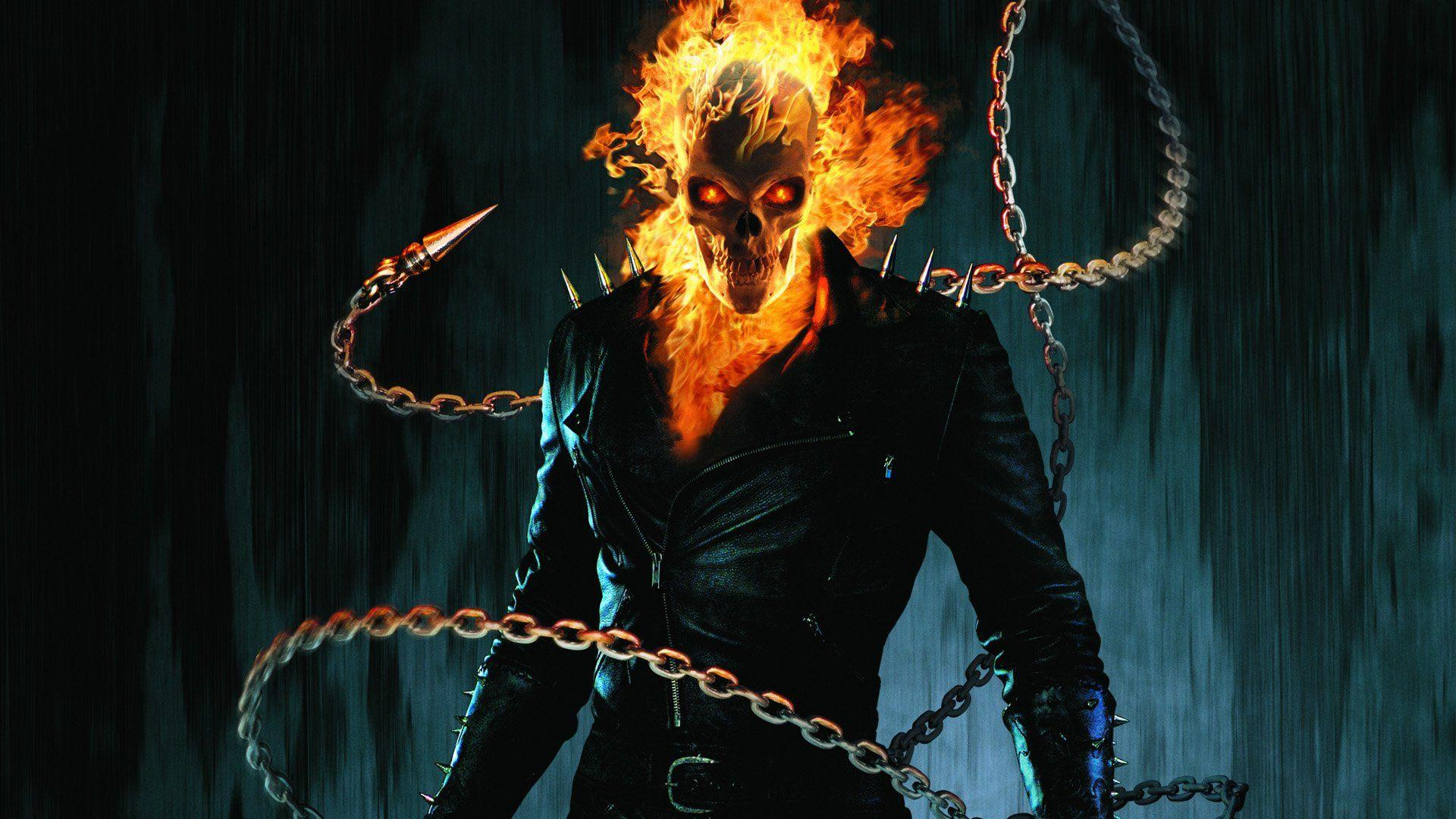 16 Ghost Rider HD Wallpapers