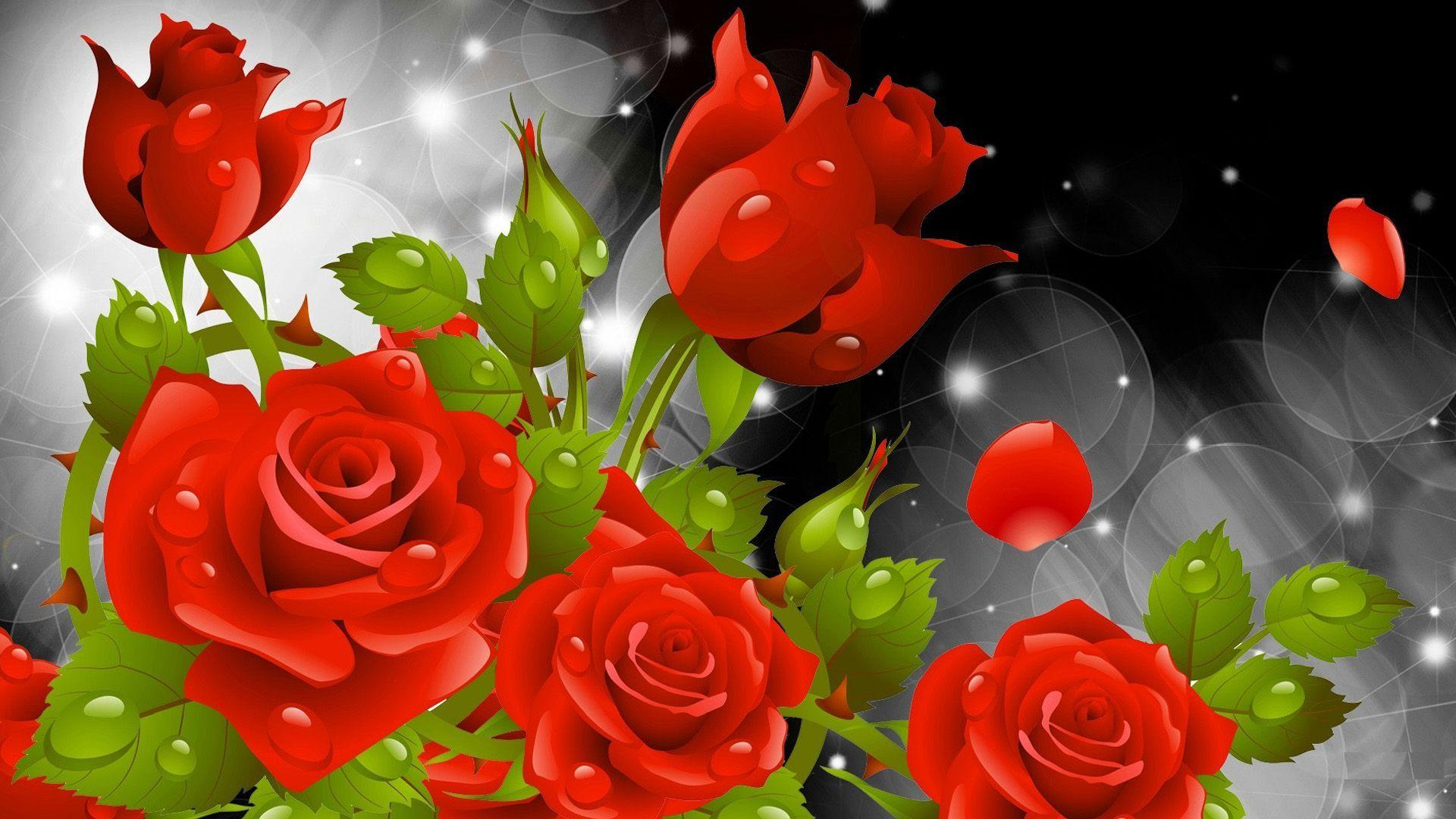 Wallpapers Hd Nature Flower Rose Wallpaper Cave