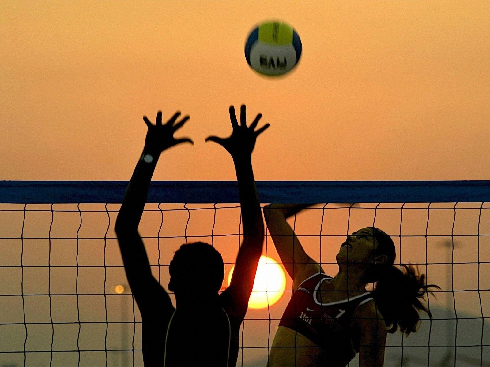 38+ New Volleyball Wallpapers, Volleyball Wallpapers | Desktop ...